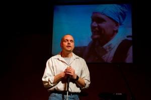 Sensei Mike Armstrong speaking